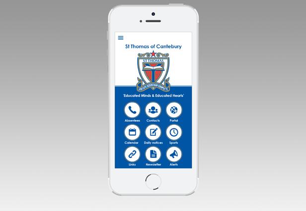 St Thomas of Canterbury College