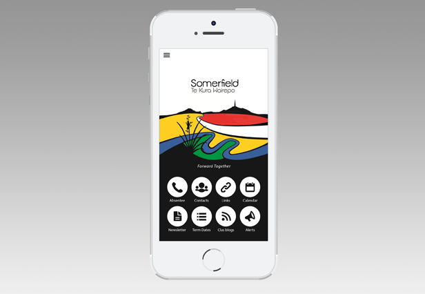Somerfield School App