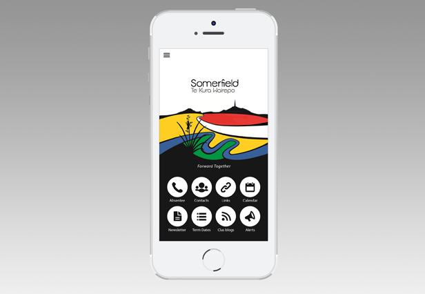 Somerfield School App