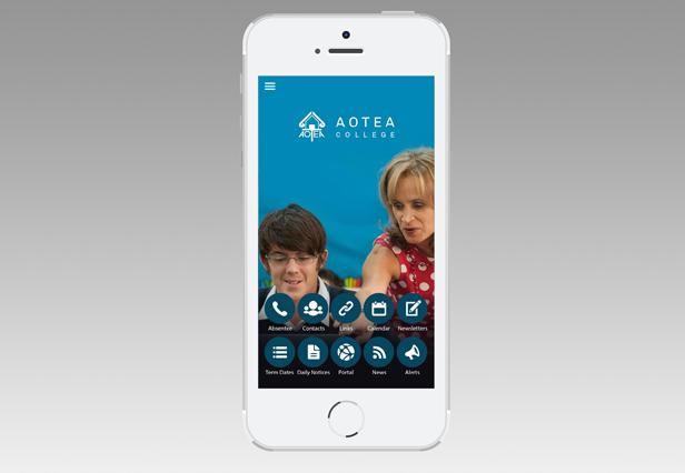 Aotea College App