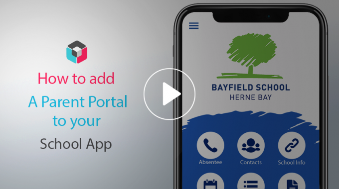 Adding a link to your parent portal in SchoolAppsNZ