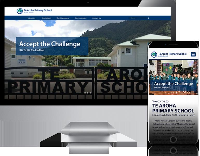 SchoolAppsNZ website development
